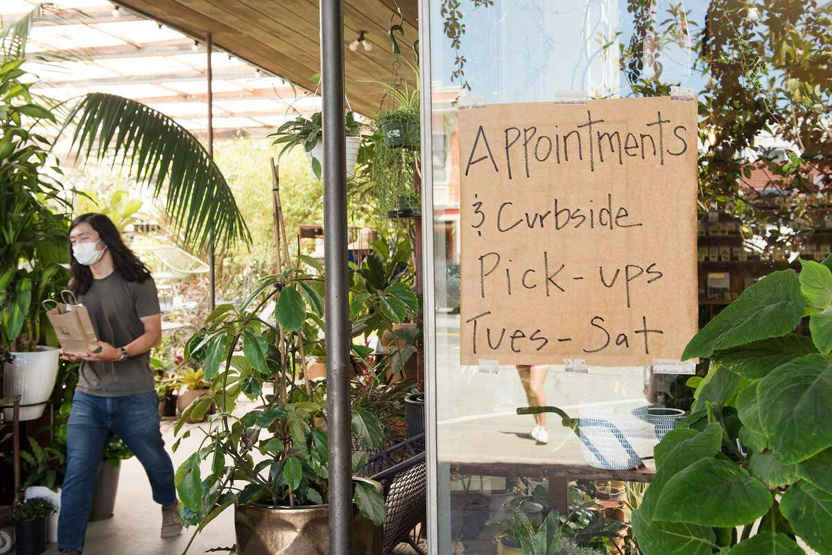 """""""People want to know they have control over their food,"""" explained Lydia Patubo, the garden center manager at Flowercraft in San Francisco. """"The best way to have control is to grow it yourself."""" This desire to control food supply is often coupled with a desire to feel productive in some shape or form while we're stuck at home. """"It kind of makes sense that people are cooking and baking and doing all these homesteading things,"""" explained Sunny Linvill, a manager at Flowerland Nursery in Albany. """"There's an innate human desire to be part of our homes and what we're feeding our families, and there's a breath of relief in the way that we do have the power to do that."""""""
