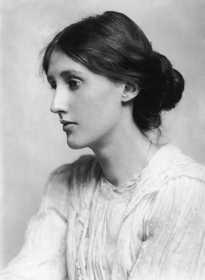 Virginia Woolf in 1902 Photo: Courtesy Dacamera