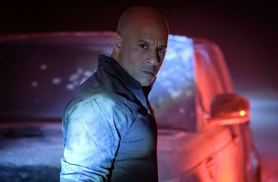"Vin Diesel is back from the dead in ""Bloodshot."" Photo: Graham Bartholomew /Columbia Pictures / © 2020 CTMG, Inc. All Rights Reserved. **ALL IMAGES ARE PROPERTY OF SONY PICTURES ENTERTAINMENT INC. FOR PROMOTIONAL USE ONLY. S"