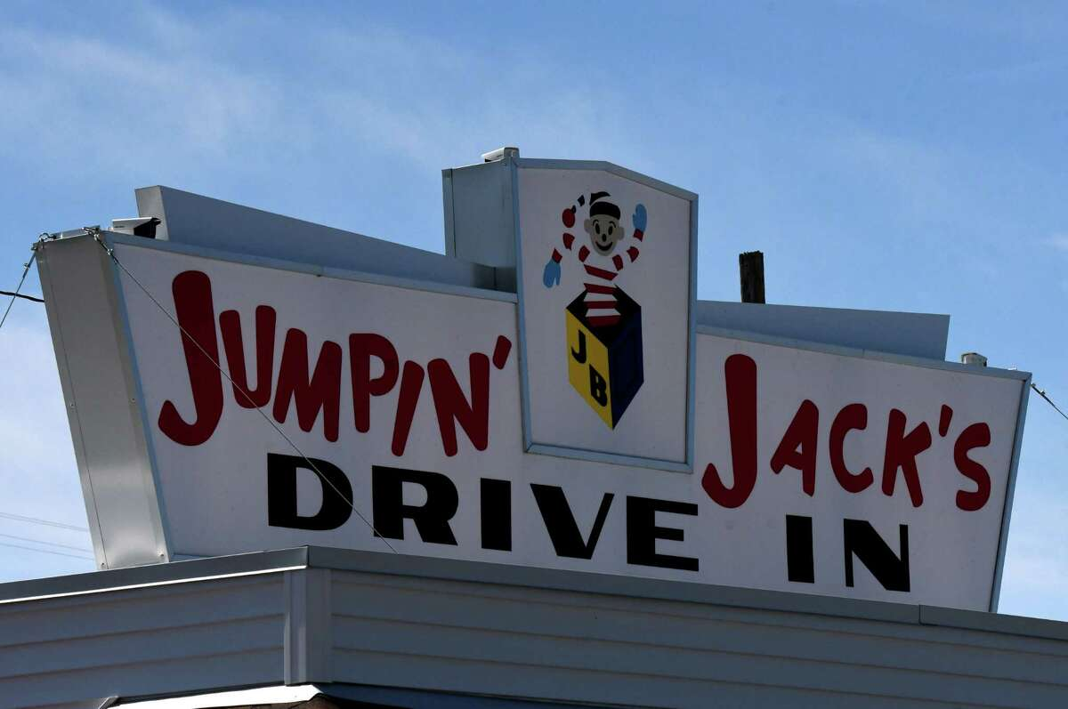 Opening day for Jumpin' Jack's Drive-In in Scotia will be March 25, 2021. (Will Waldron/Times Union)