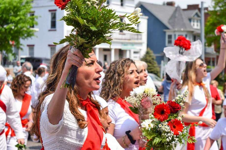 Middletown's annual Feast of St. Sebastian and the I Nuri parade and carnival are canceled this year due to the COVID-19 pandemic. >>Click through our slideshow to see photos from past year's festivals. Photo: Michelle France Photo