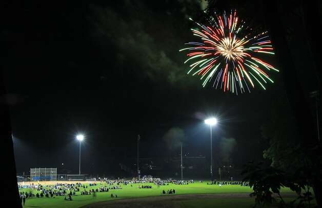 Wilton  The town fireworks are cancelled. Photo: Chris Palermo