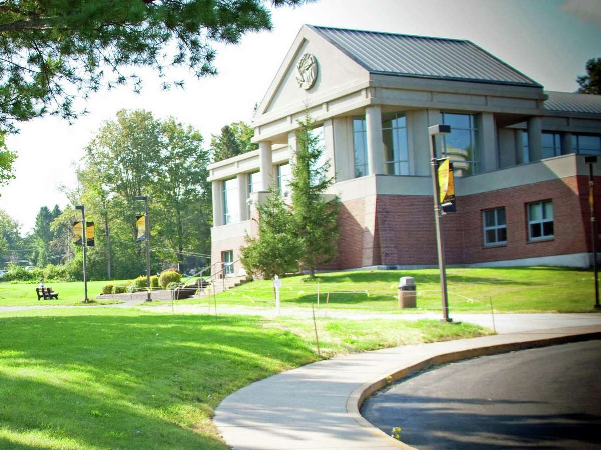 Middlesex Community College is located on Training Hill Road in Middletown.