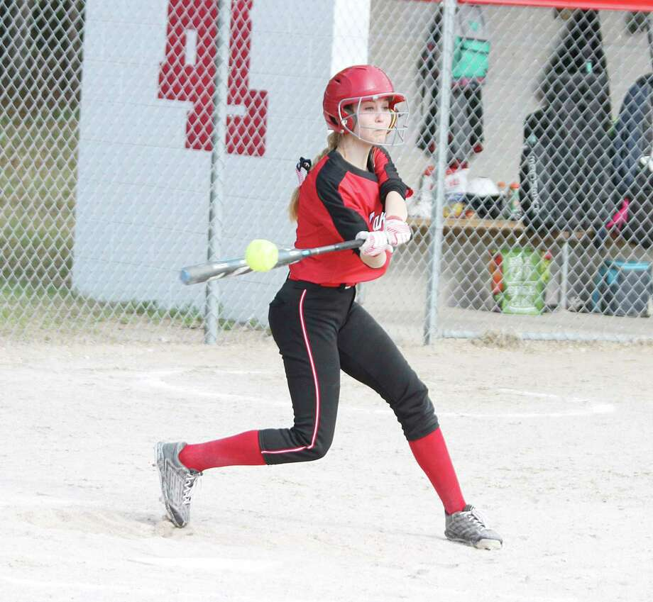 Bear Lake senior Shaely Waller led the team in hits last season and was looking forward to closing out her prep career on a high note. (News Advocate file photo)