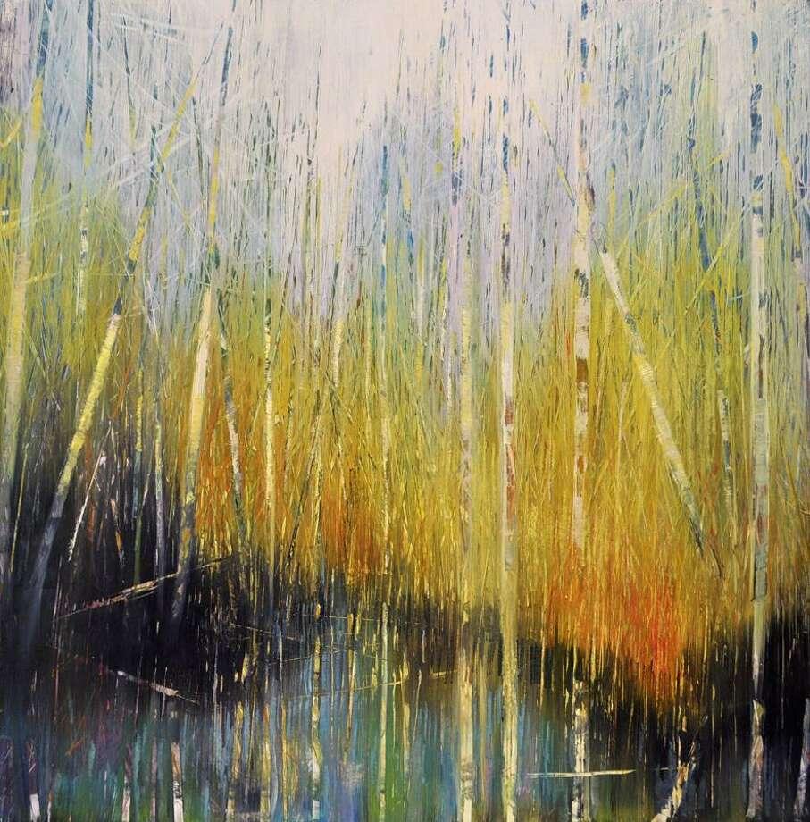 David Dunlop, October Light, Oil. Photo: Contributed Photo /