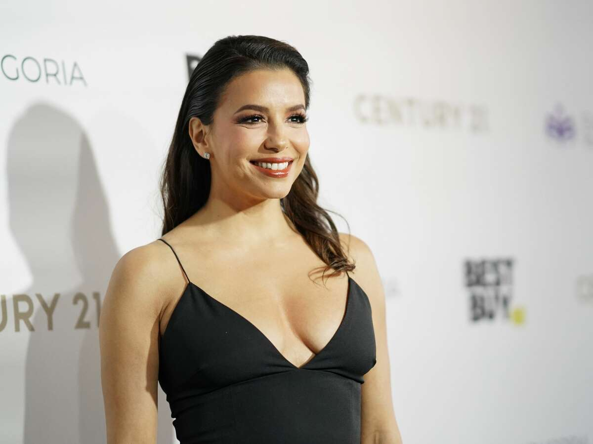 2012, Eva Longoria founded the Eva Longoria Foundation with the mission to help Latinas build better futures for themselves and their families through education and entrepreneurship. Here, she attends The Eva Longoria Foundation Gala at the Beverly Wilshire Four Seasons Hotel on Nov. 15, 2019.