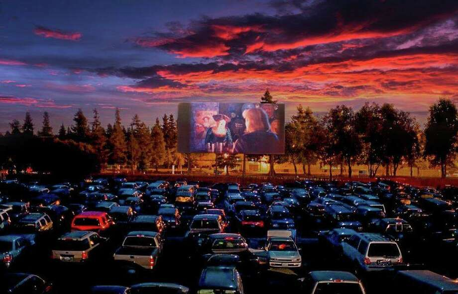 These Bay Area Drive In Movie Theaters Are Reopening Sfgate