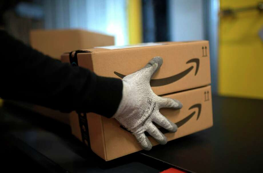 In April, Maren Costa was fired from Amazon after she spoke up for workers' rights. Costa, who had worked at the company in Seattle for 15 years, was a vocal activist, having previously advocated for climate solutions and she said she felt the firing was an attempt to silence and censure. Photo: Ina Fassbender/Getty Images