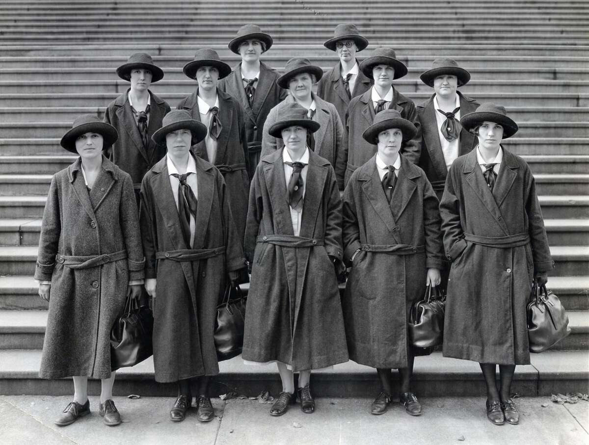 Visiting Nurses circa 1920s.