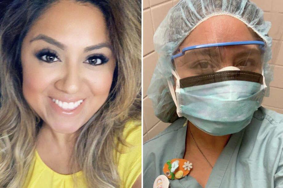 Alejandra Gonzalez is the Laredo Medical Center's COVID-19 unit director. Photo: Courtesy