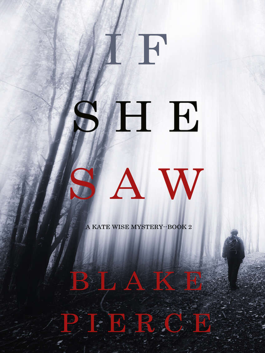 8. If She Saw: A Kate Wise Mystery, by Blake Pierce Checkout total: 61