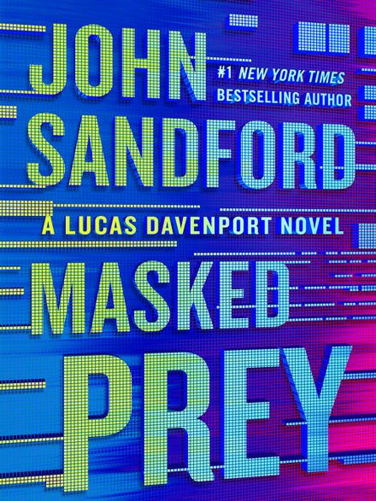 9. Masked Prey: Prey Series, byJohn Sandford Checkout total: 60