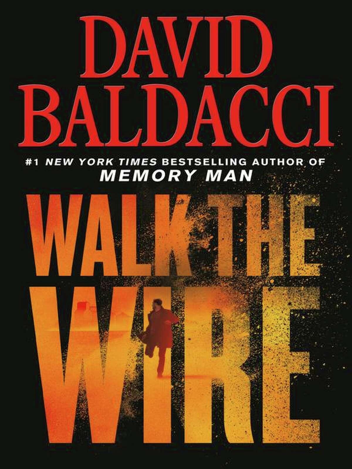 10. Walk the Wire: Amos Decker Series, byDavid Baldacci Checkout total: 53