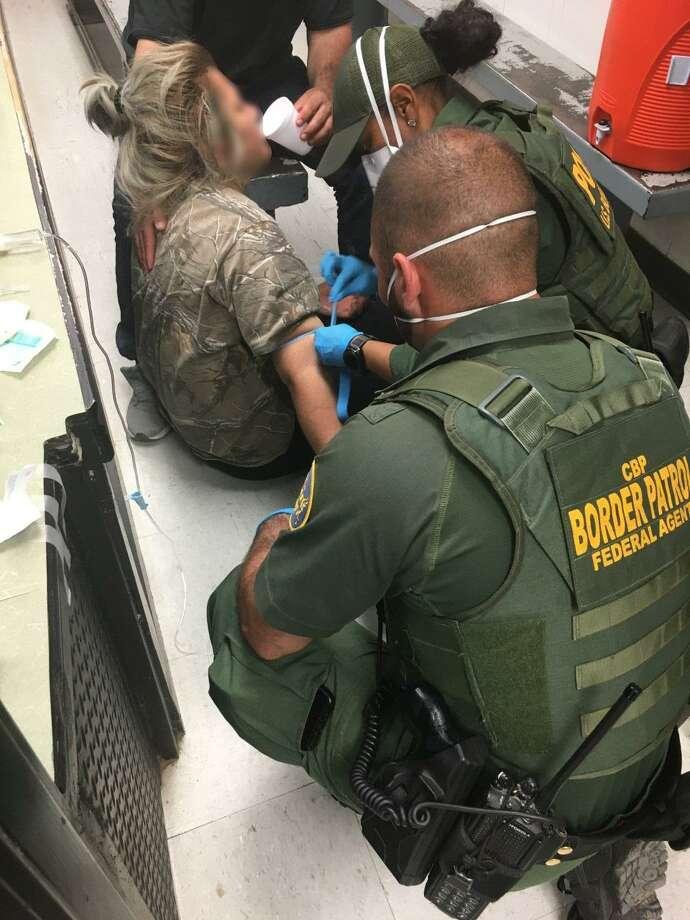 Photo: Courtesy Of The U.S. Border Patrol