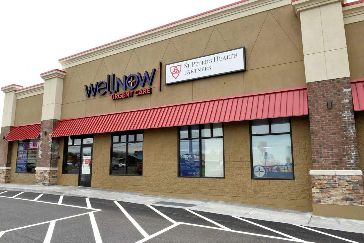 Exterior of WellNow Urgent Care at The Crossing plaza on Wednesday, May 6, 2020 in Clifton Park, N.Y. WellNow Urgent Care announced today that it will begin offering both diagnostic and antibody testing at its locations in Albany, Niskayuna, Clifton Park and Hudson. (Lori Van Buren/Times Union)
