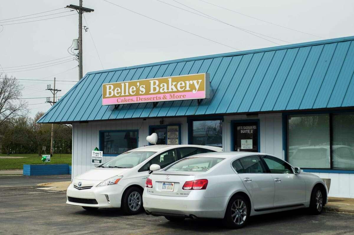 Bakery: Gold:Belle's Bakery Silver: The Gourmet Cupcake Shoppe Bronze:Sweet Bee's Bakery
