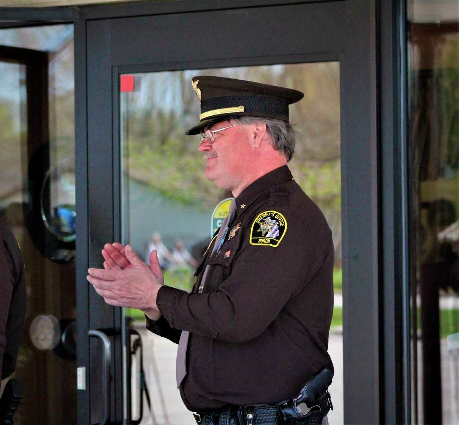 Sheriff Kelly Hanson said despite the coronavirus pandemic, most costs at the sheriff's office and jail are fixed. (Tribune File Photo)