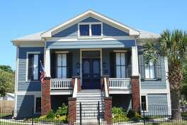 The James and Louise DeForest House (1883) is one of four that will be on a revamped, virtual homes tour held May 9 by the Galveston Historical Foundation.