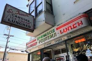 Located on 24th St. in the Mission District, St. Francis Fountain is the oldest ice cream parlor in the city. It may close for good, but owner Peter Hood says it's not because of the pandemic.