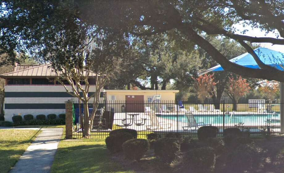 Jersey Village officials are reviewing guidance issued by Texas Governor Greg Abbott on Tuesday, May 5, 2020, to decide how to proceed with potentially reopening the city swimming pool. Photo: Google Maps