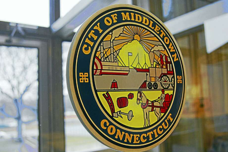 Middletown's city seal Photo: Hearst Connecticut Media File Photo