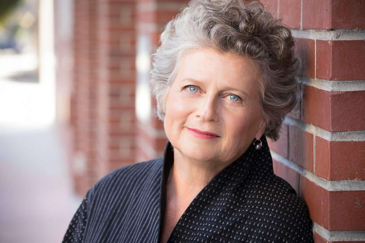Susie Medak, managing director of Berkeley Rep, is worried about her theater's future.
