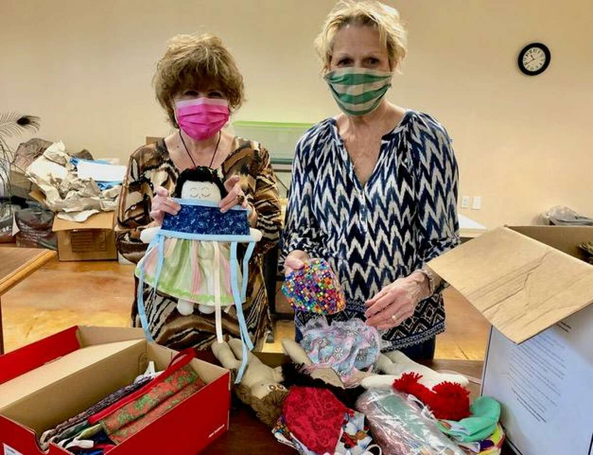 Assistance League Montgomery County volunteers have continued their mission even though their shop in downtown Conroe was closed. Volunteers have provided Assault Survivor Kits to local hospitals and the Montgomery County Women's Center and have sewed masks for senior care facilities and HCA Houston Healthcare Conroe hospital.