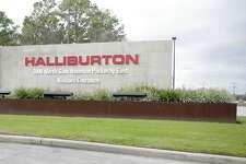 Houston oil field service company Halliburton has more than 50,000 employees around the world.