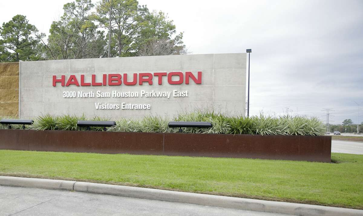 Halliburton The Houston-based oilfield service company laid off 384 Elmendorf employees on Apr. 7, according to a WARN Act notice.