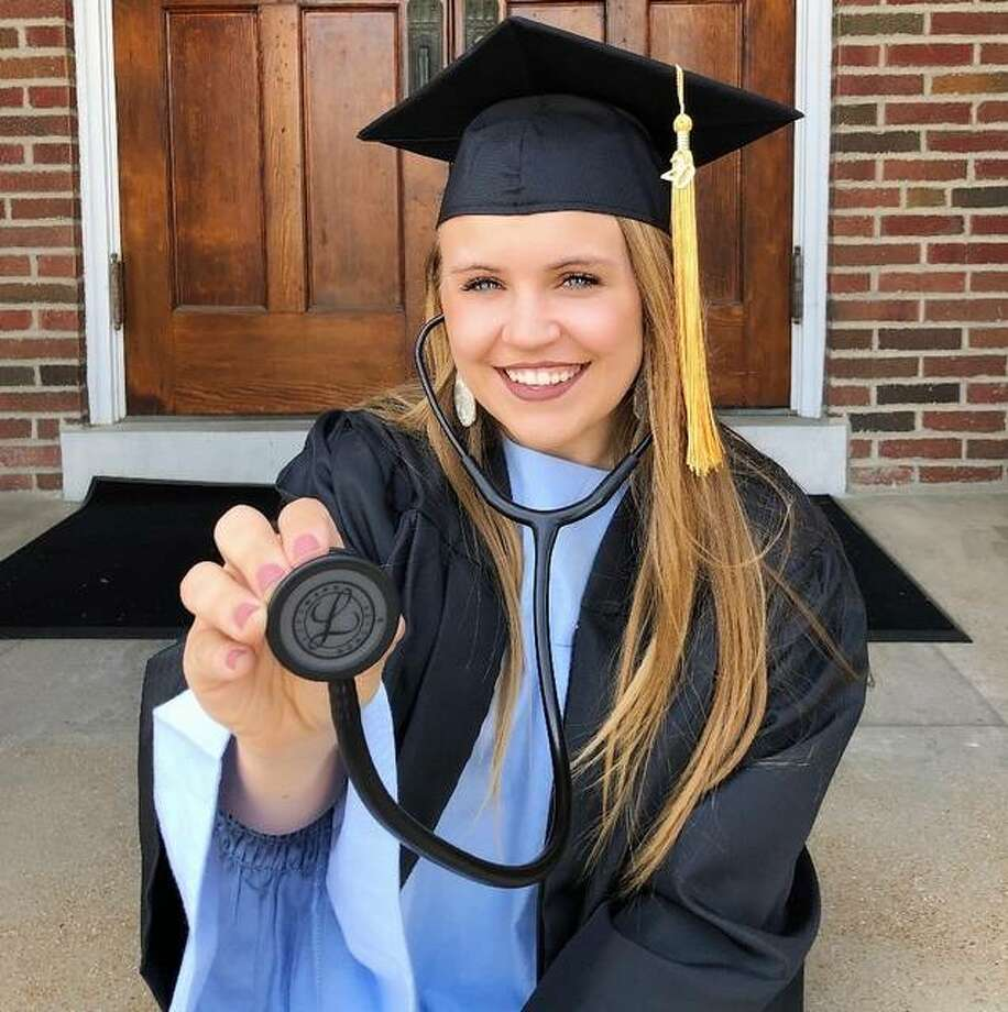 SIUE School of Nursing senior Kathleen Antos will graduate in May 2020. Photo: For The Intelligencer