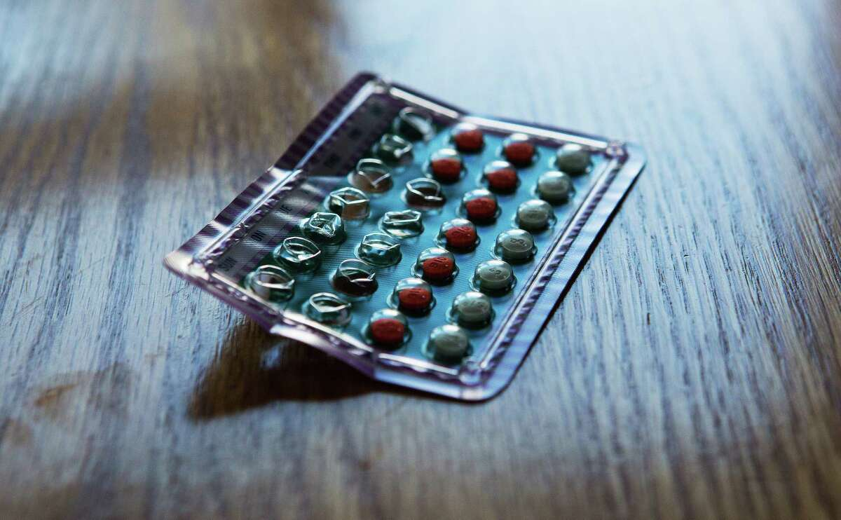 FILE -- Birth control pills at a home in Bend, Ore., Sept. 4, 2015. The Supreme Court heard arguments on Wednesday, May 6, 2020, about whether the Trump administration may allow employers with religious or moral objections to deny women free birth control coverage under the Affordable Care Act. (Ruth Fremson/The New York Times)