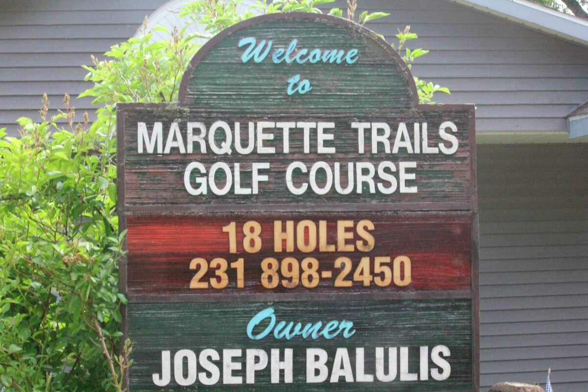 Marquette Trails, located south of Baldwin, is waiting to be able to use motorized golf carts. (Star file photo)