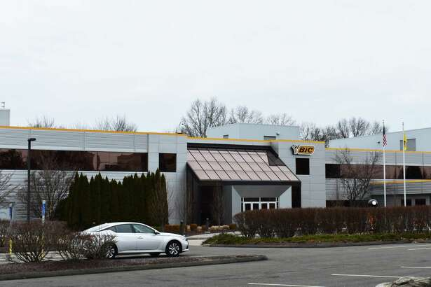 Bic's U.S. headquarters in Shelton, Conn., in February 2019.