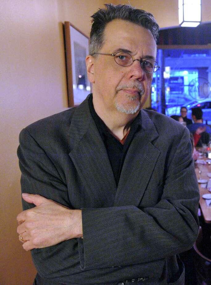 New Haven Filmmaker Gorman Bechard in 2014. Photo: Mara Lavitt / Hearst CT Media Archive / Mara Lavitt