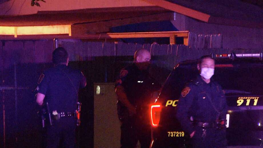 A teenager was hospitalized Thursday morning after he was randomly attacked by a man with a knife on the Southwest Side, San Antonio police said. Photo: Ken Branca
