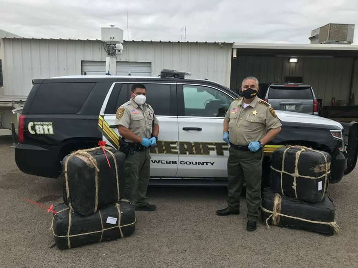 Webb County Sheriff Martin Cuellar said his deputies recently seized $90,000 worth of marijuana and arrested a teenager in connection with the case.