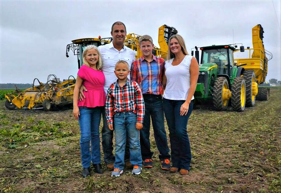 The family of Prime Land Farm is selling beef directly to their customers Photo: Barbara Ann Siemen