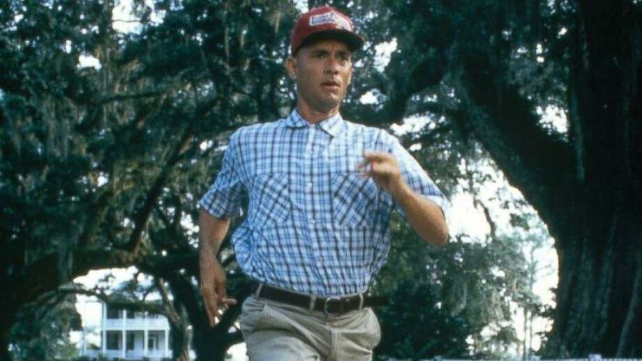 "Tom Hanks stars in ""Forrest Gump."" Photo: Contributed Photo"