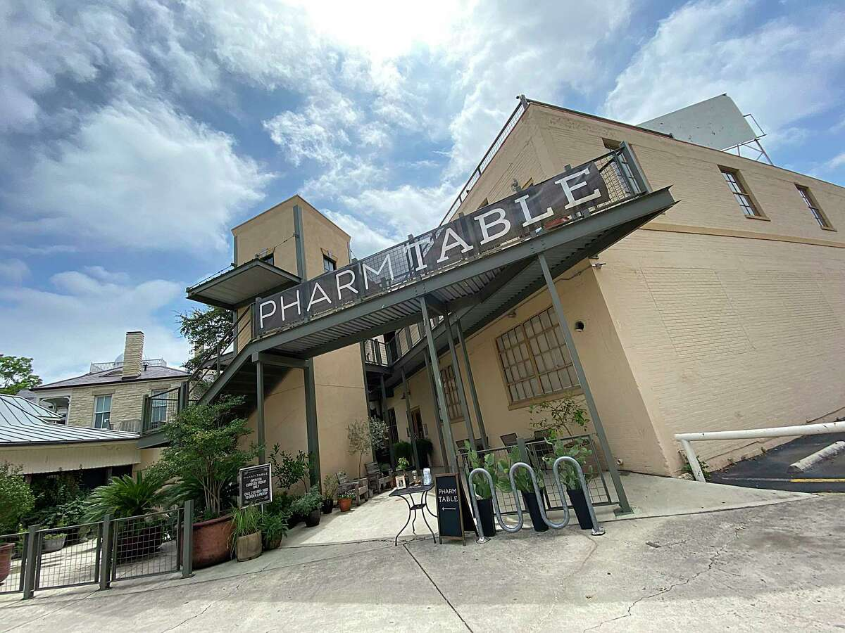 Pharm Table, the health-conscious Top 100 cafe from chef Elizabeth Johnson, will be leaving its stylish location across from the Tobin Center for the Performing Arts for a larger space in Southtown sometime in November.