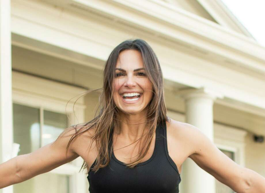 JoyRide Darien General Manager and Lead Instructor, Dina Fay will lead a JOYful 60-minute Zoom Mother's Day indoor cycle class this Sunday, May 10 at 11:30 a.m. Bring your own champagne to cheers after class! Sign up at https://www.thecorbindistrict.com/event/joyride-with-dina-fay-mothers-day-cycle-and-champagne-class/ Photo: Dave Dellinger Photographyhttps: / /www.davedellingerphotography.com /