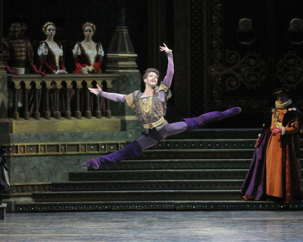 Fairfield native James Whiteside, a principal dancer with American Ballet Theatre, will be featured on THIRTEEN's