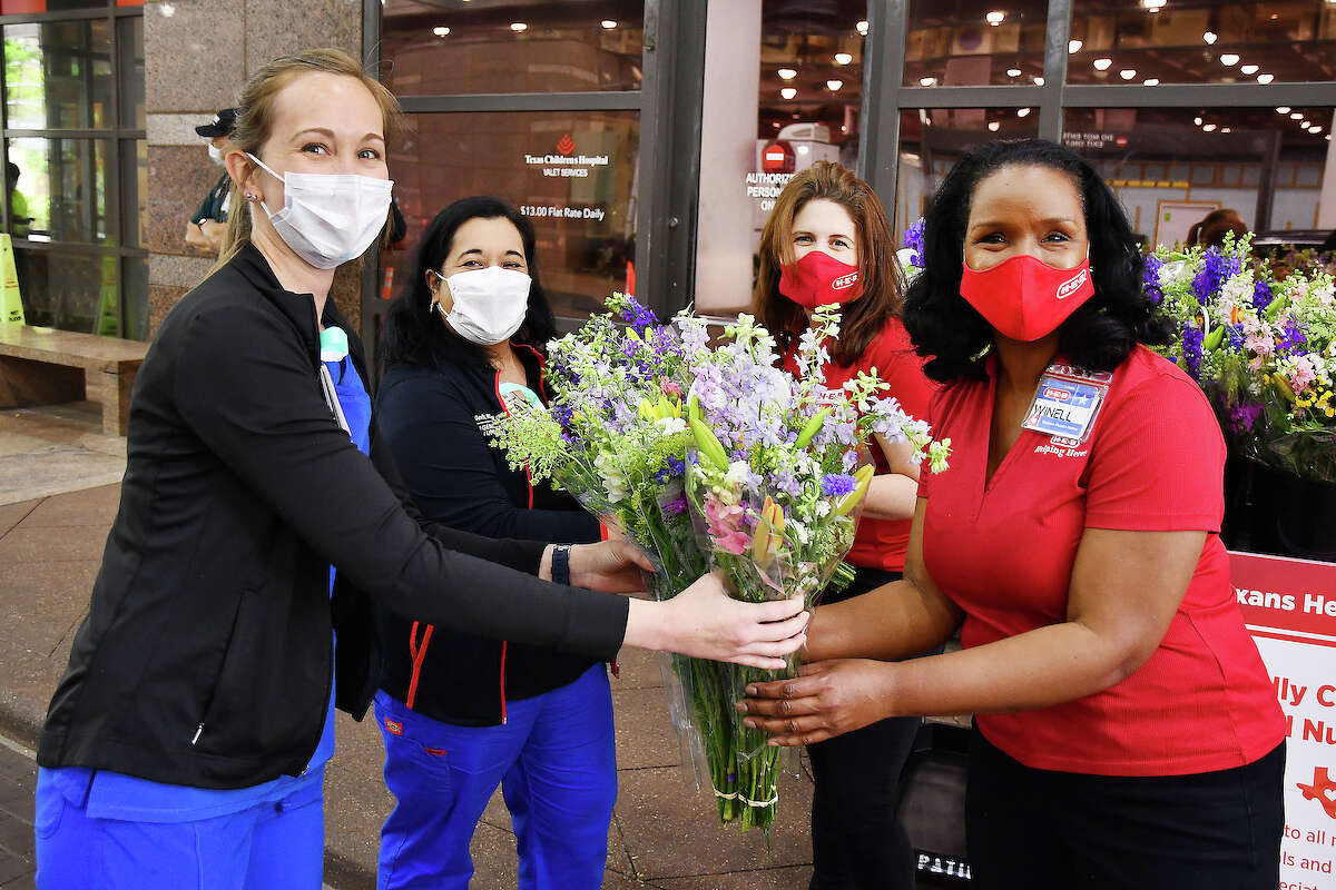 As part of National Nurses Week, H-E-B is celebrating the hard-working nurses for their tireless efforts to keep Texans healthy.