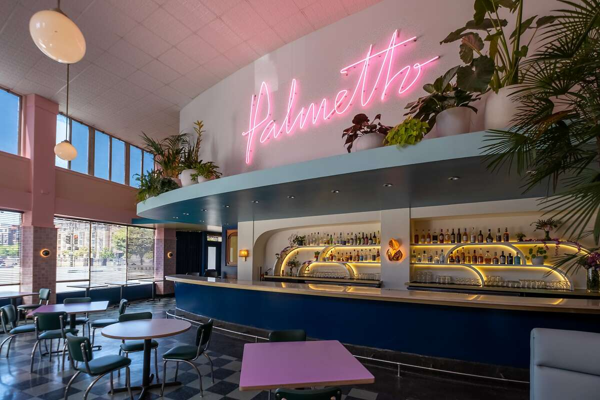 Palmetto, a tropical steakhouse from the team behind the Kon-Tiki, takes over the former Flora space in Uptown, Oakland.