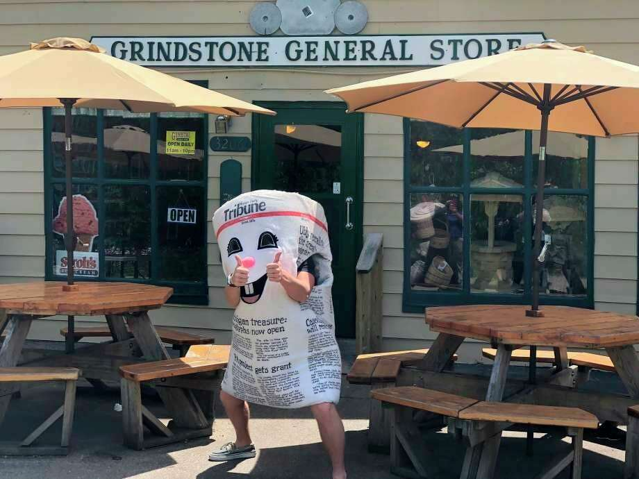 Dale E. Tribune was found outside the Grindstone General Store. (Tribune File Photo)