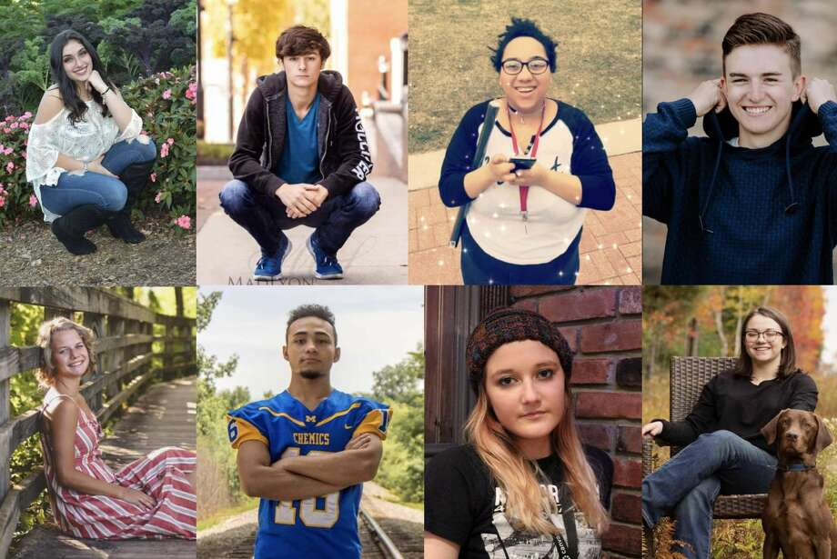 Scroll though to see seniors from local high schools! Photo: Photos Provided