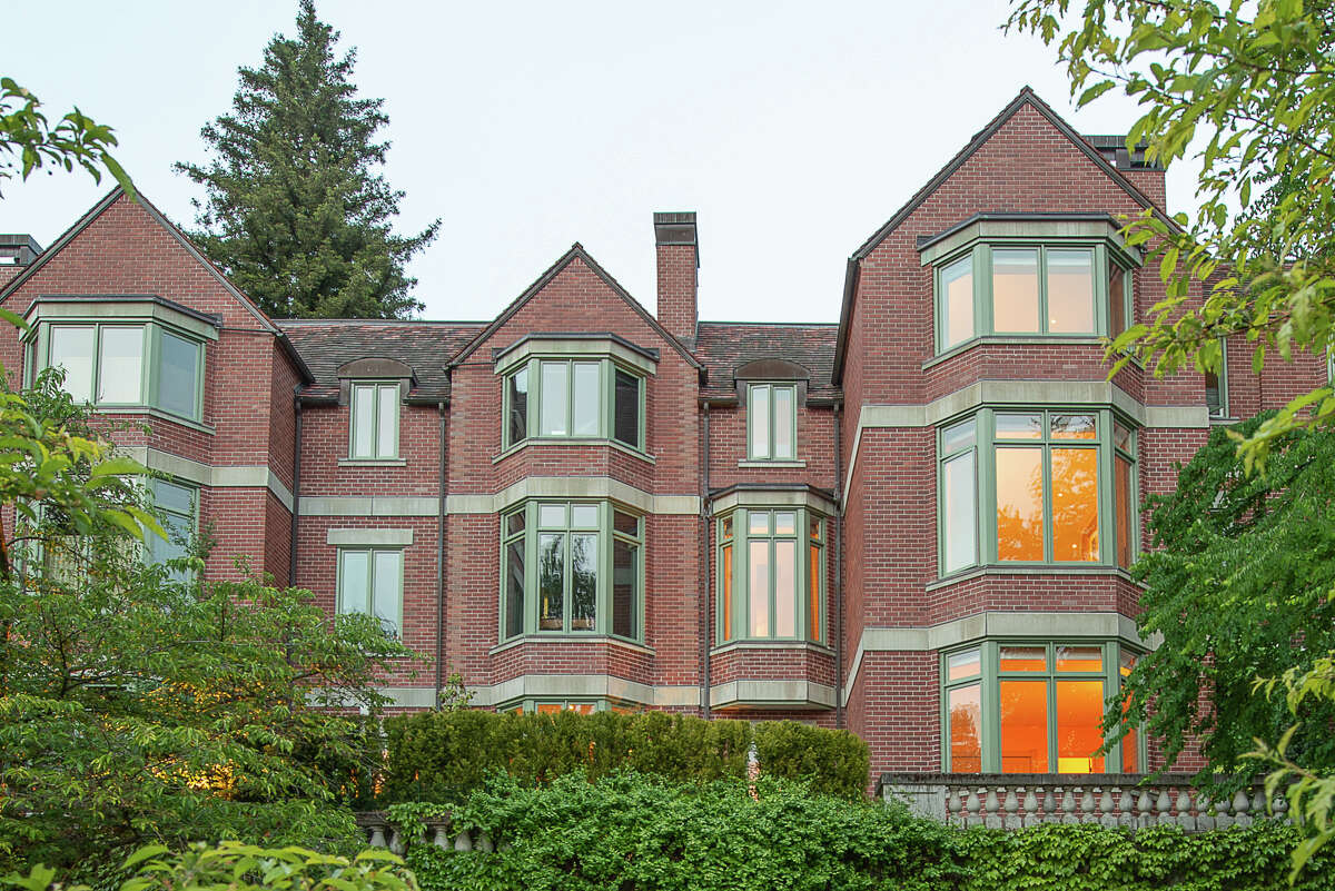 Nestled in the historic Merrill Court, this multi-level townhouse offers history, luxury, and over 3,000 square feet, asking $3M