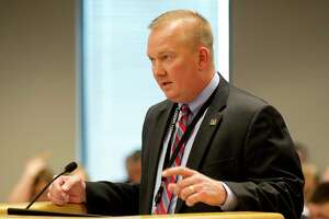 Montgomery County Sheriff Rand Henderson found himself lobbying Tuesday for leftover funds in his 2020 budget to be used to purchase body cameras for deputies and make improvements to the jail.