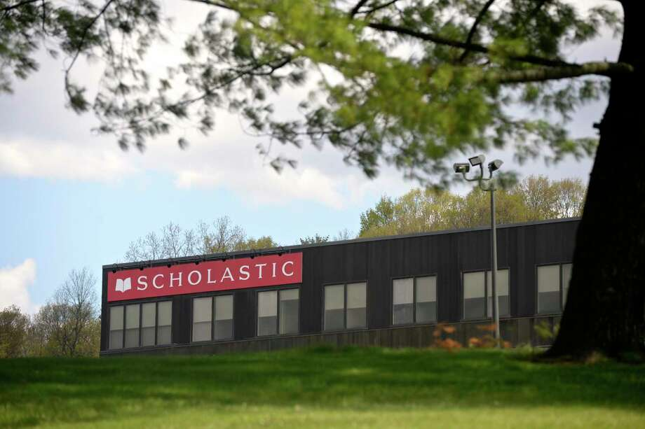 Amazon plans to take over a former Scholastic distribution facility just off Interstate 84 in Danbury. Photo: H John Voorhees III / Hearst Connecticut Media / The News-Times