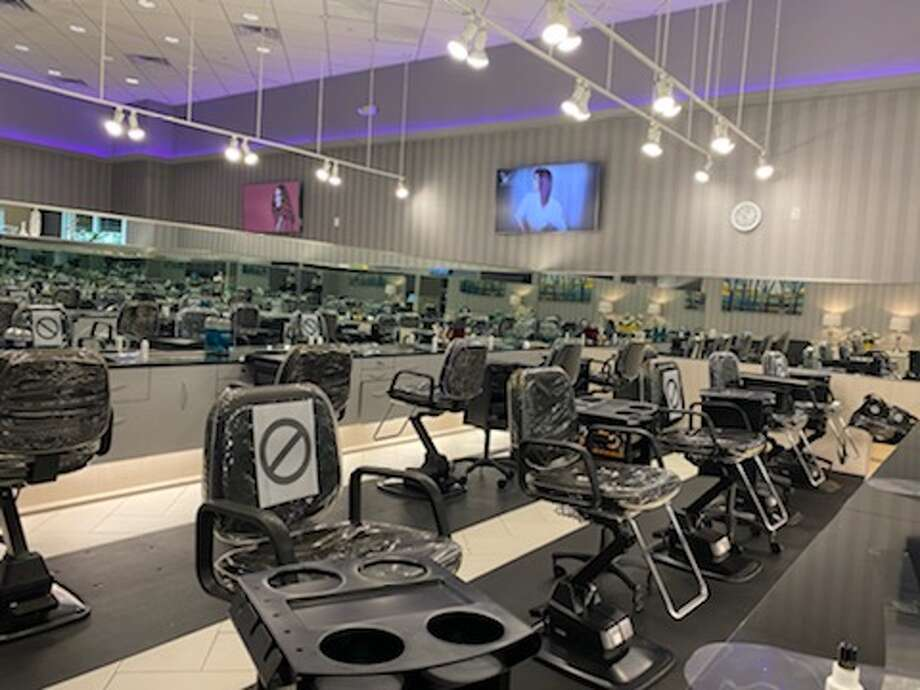 """We will be opening some of our salons starting Friday, May 8, and we hope to have the rest reopen over the next few weeks,"" said Visible Changes. Photo: Courtesy Of Visible Changes"