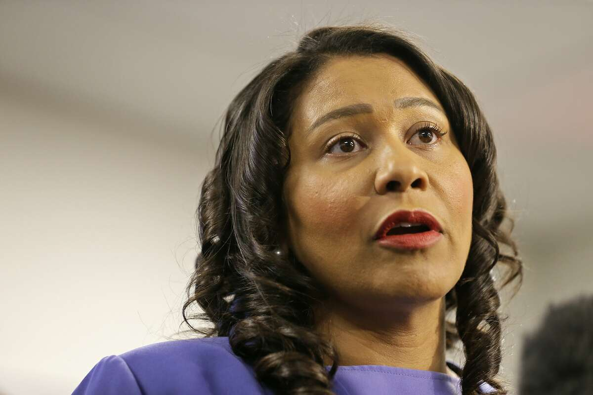 San Francisco Mayor London Breed says the city wants low-income people who have contracted COVID-19 to take care of their health and not worry about wages while they self-isolate and cannot work.